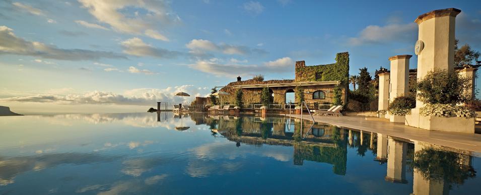 Belmond Hotel Caruso, Ravello, Italy hotel pool