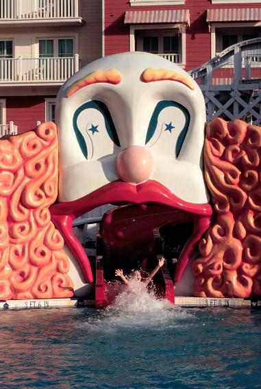 Disney's Boardwalk Inn Resort, Lake Buena Vista, Florida hotel pool