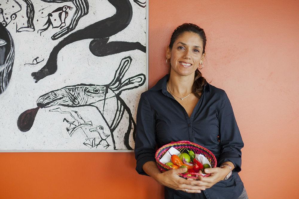 Penelope Alzamora's culinary tour of Lima
