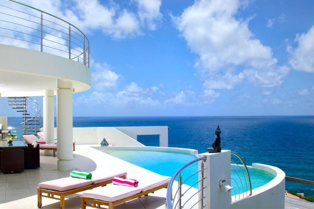 Sky Blue Villa, Sint Maarten