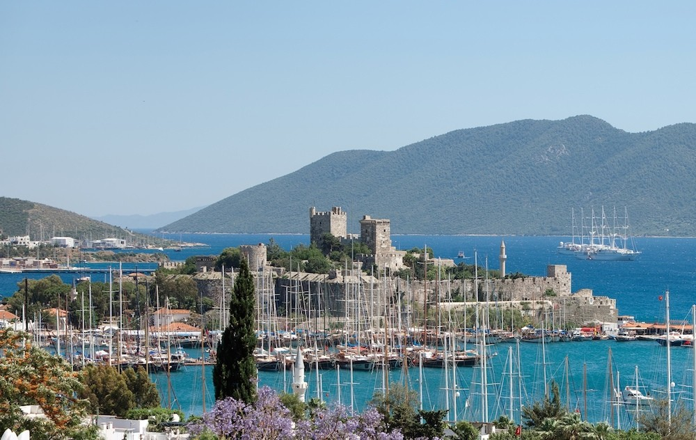 Bodrum Castle, Turkey.