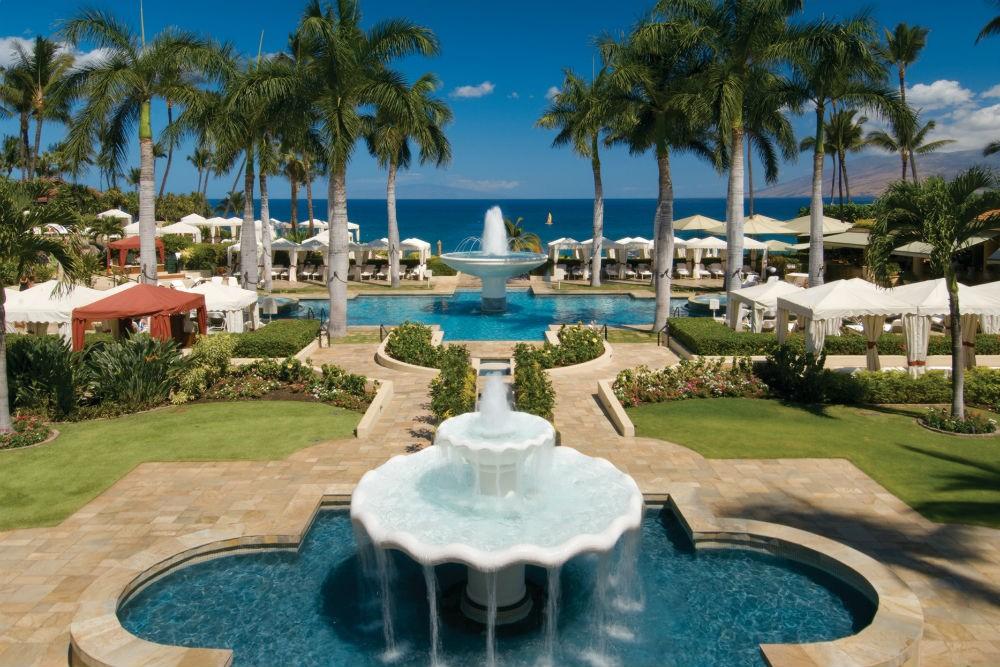 The Four Seasons Resort Maui at Wailea
