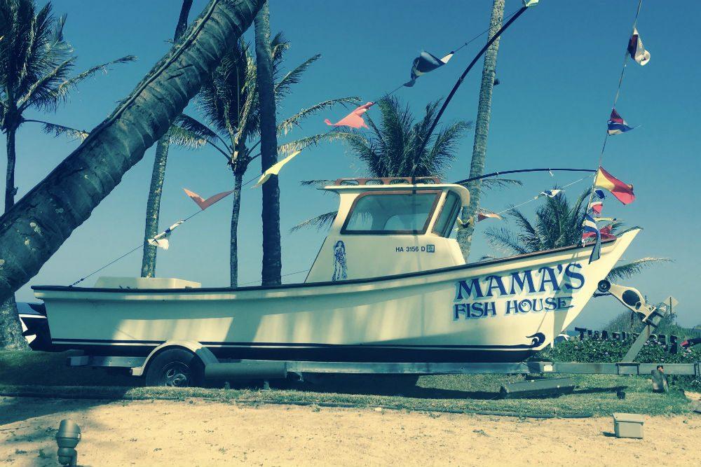 Mamas Fish House North Shore Maui Hawaii