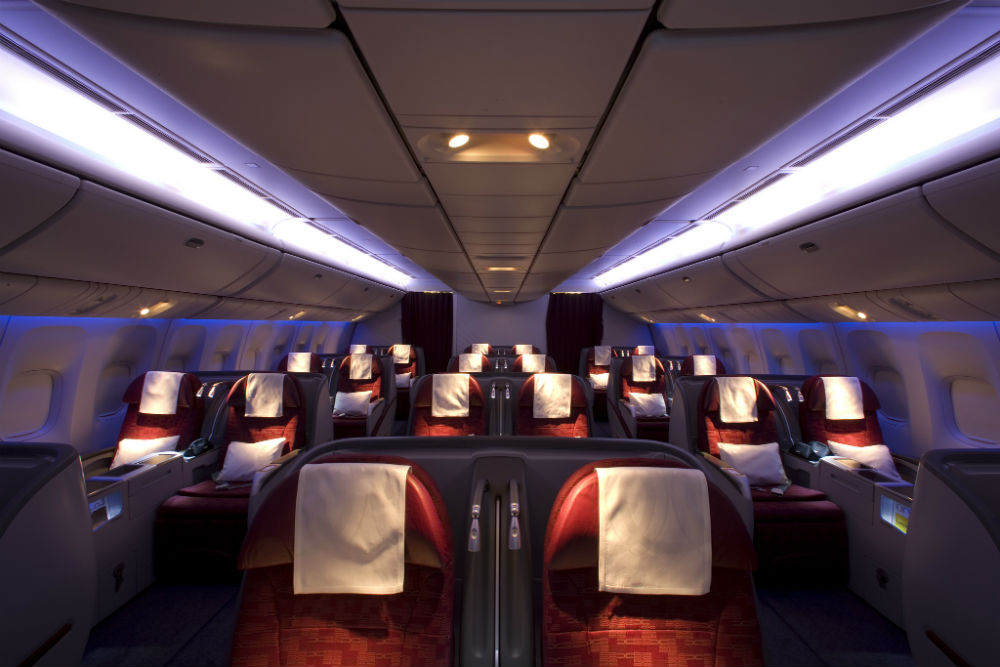 5 Things I Loved About My 13-Hour Flight on Qatar Airways ...