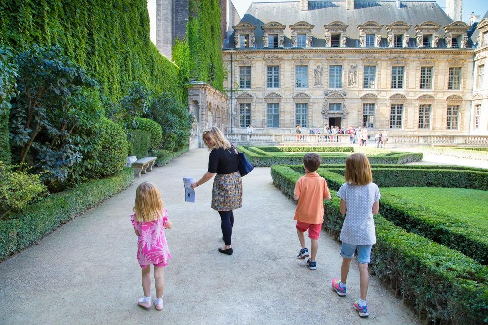 Our tour of The Marais with Paris Muse.