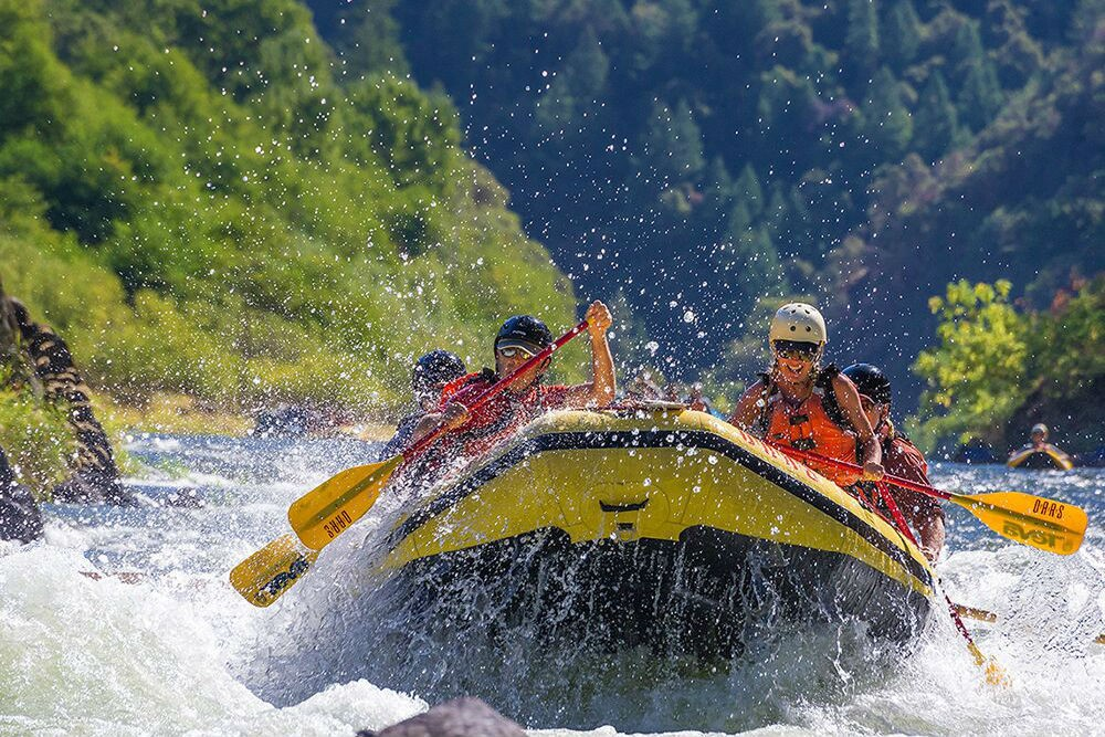 Choosing the right river is the first step to planning a rafting adventure. Photo courtesy O.A.R.S.