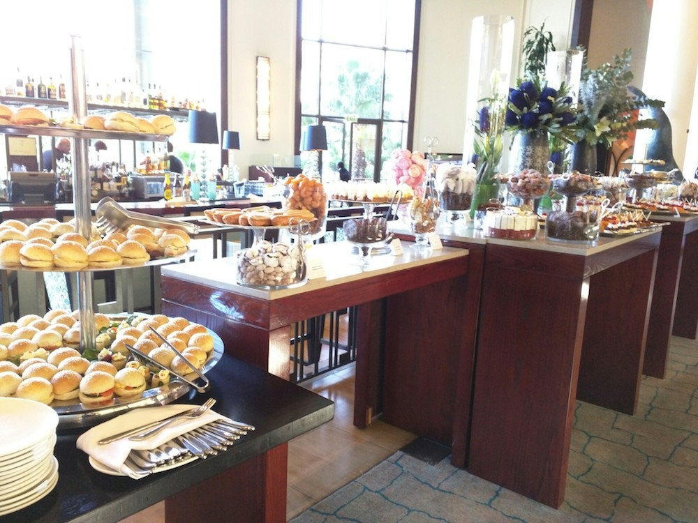 One&Only Cape Town afternoon tea