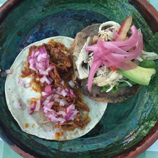 """""""The best food in Mexico is most likely found on the street, sold out of a shanty-like stall or the back of a truck."""" Photo by Paula Froelich"""