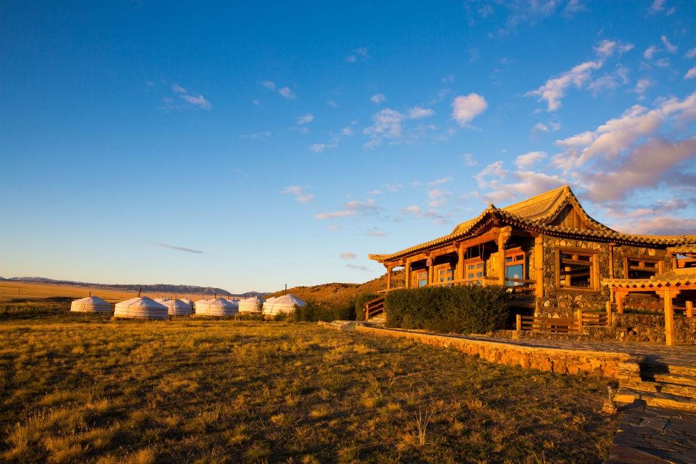 Three Camel Lodge. Photo courtesy Nomadic Expeditions.