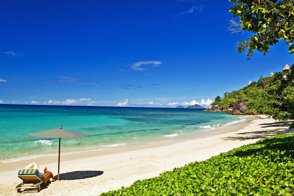 Maia Luxury Resort, Anse Louis Beach, Seychelles