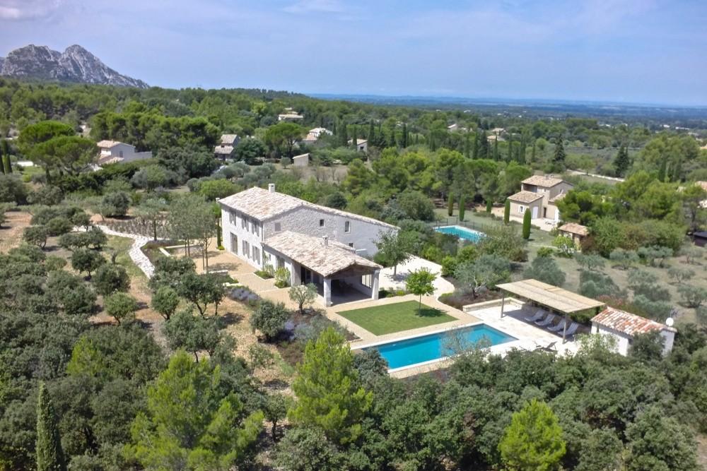 Le Mas des Roches Blanches, Provence