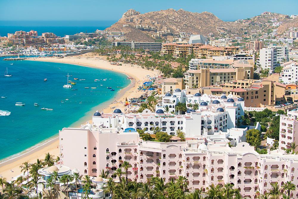 Medano Beach, Cabo San Lucas, Mexico