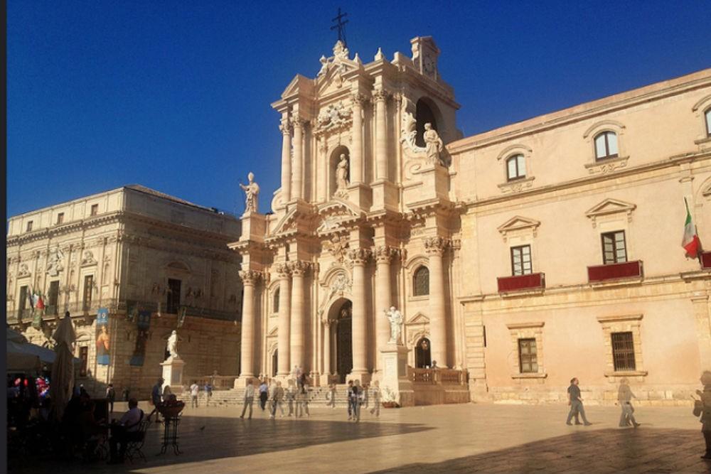 The Duomo, Ortigia