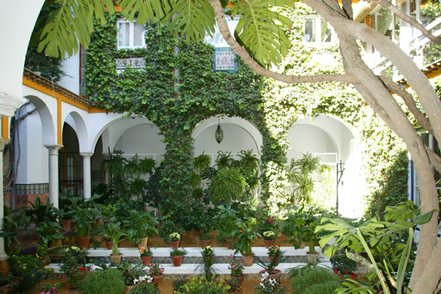 Palacio Santa Cruz, Seville, Spain vacation rental