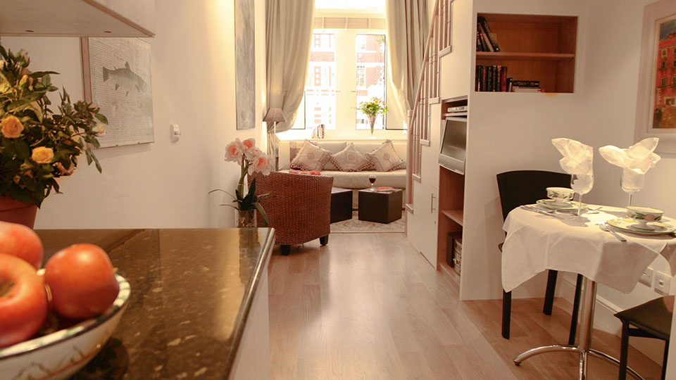 London apartment vacation rental