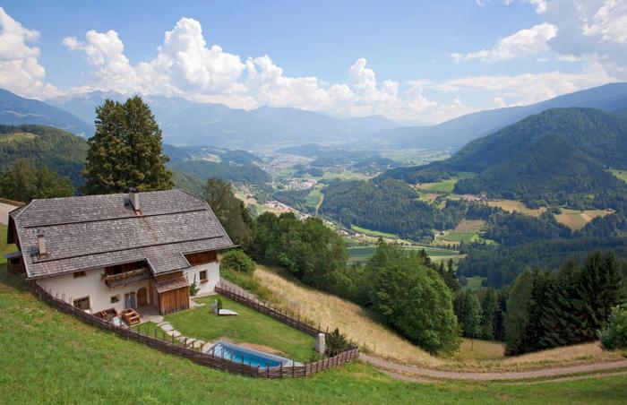 San Lorenzo villa rental, Dolomites, Italy