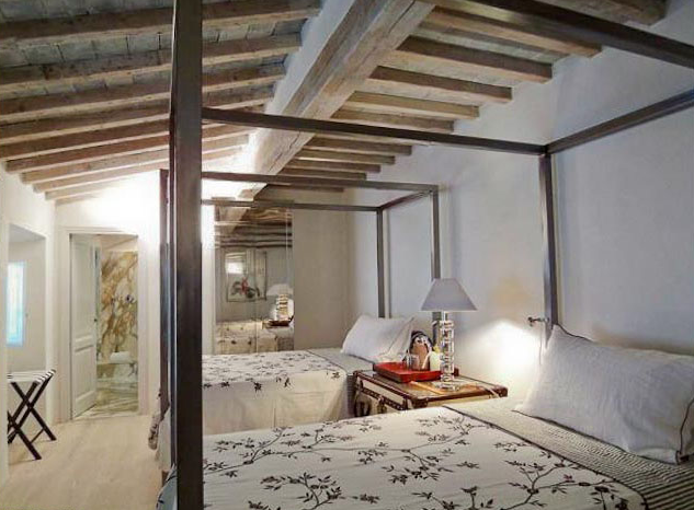 Via Lambertesca apartment rental, Florence, Italy