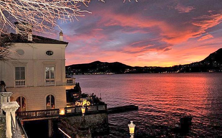 Villa Maria Serena, Lake Como, Italy villa rental