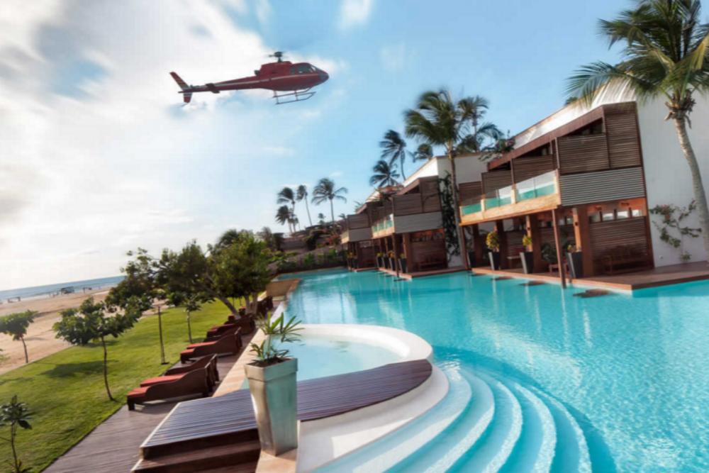 Essenza Hotel, Jericoacoara, Brazil