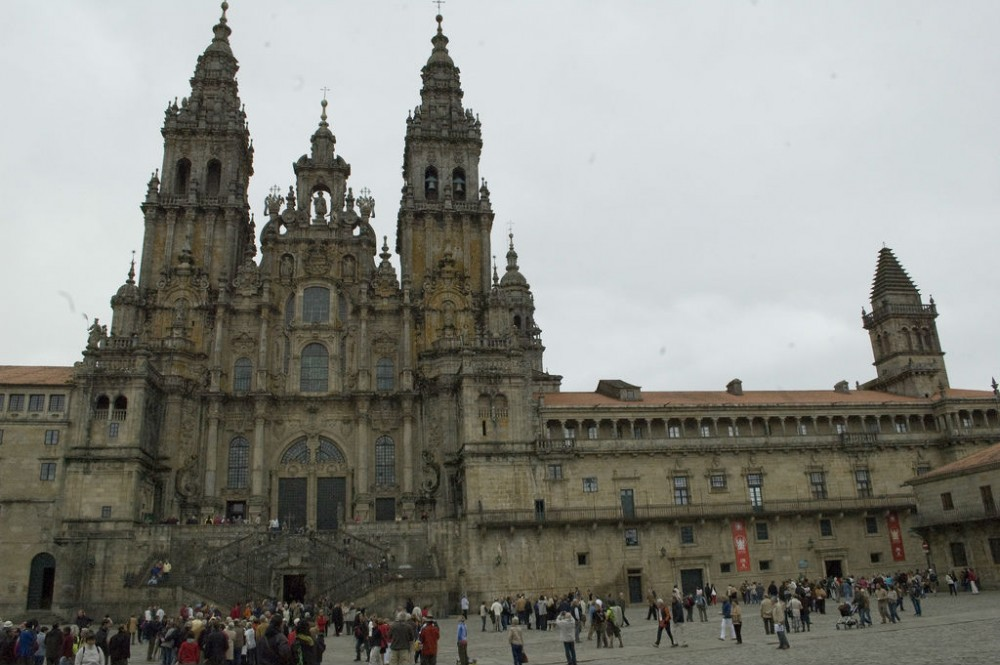 Cathedral of Santiago, Santiago, Spain