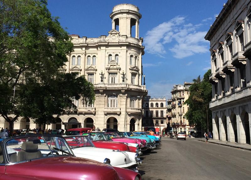 Cuba street view