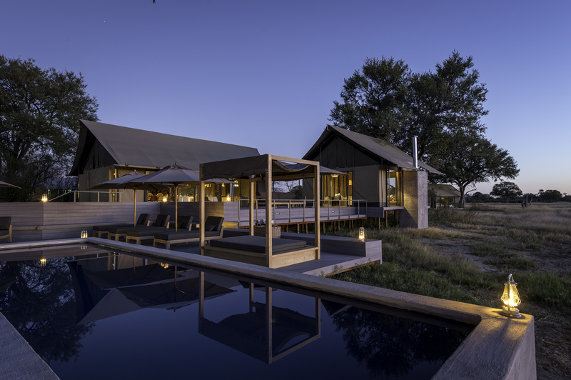 Wilderness Safari's Linkwasha Lodge, Zimbabwe