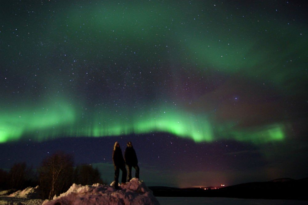 Northern Lights, Finnmark, Norway