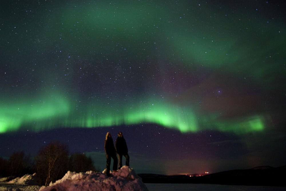 Northern Lights, Finnmark, Norway