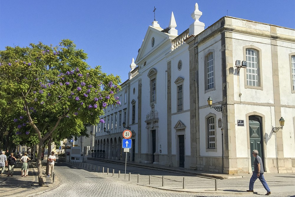 Faro, Portugal's capital city, is a hidden gem. Photo: Made for Spain