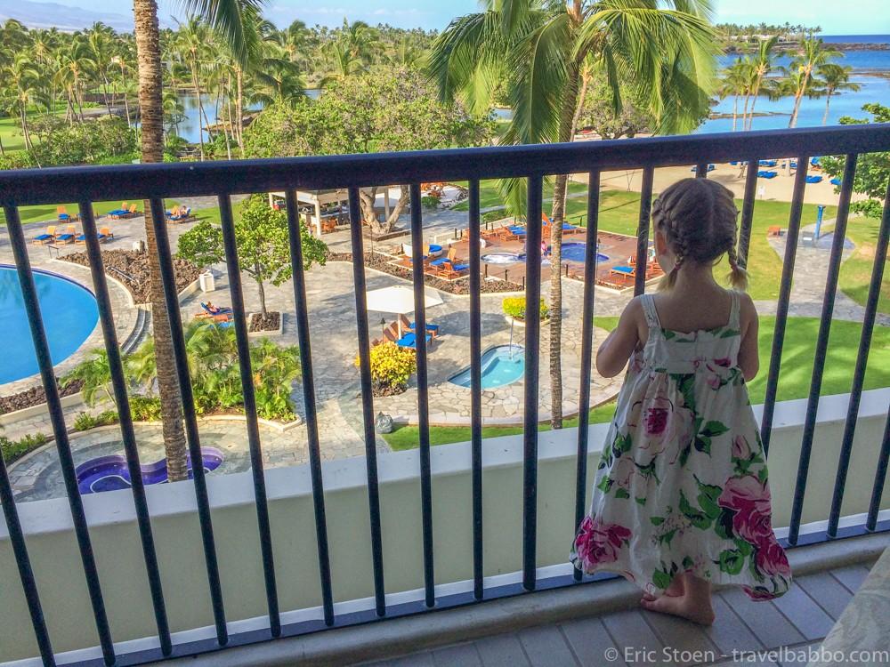 Mauna Lani hotel in Hawaii by Travel Babbo