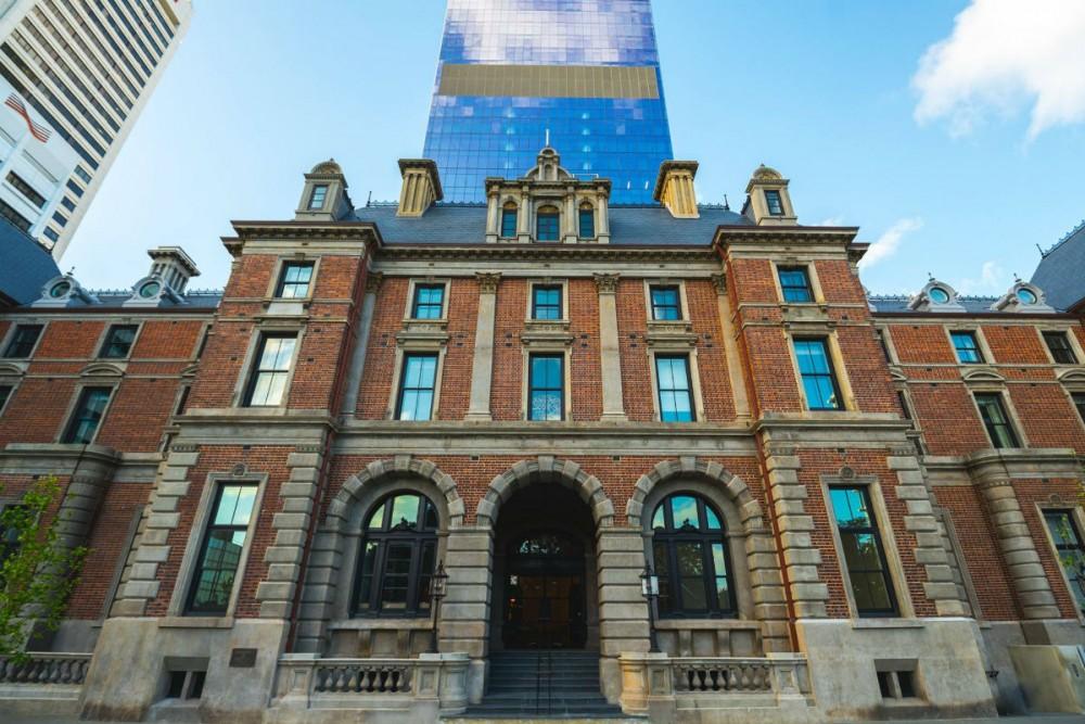 Perth treasury building