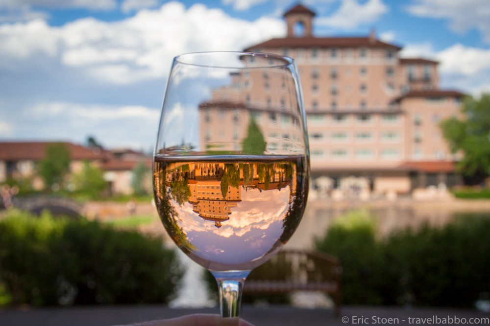 The Broadmoor in Colorado Springs by Travel Babbo