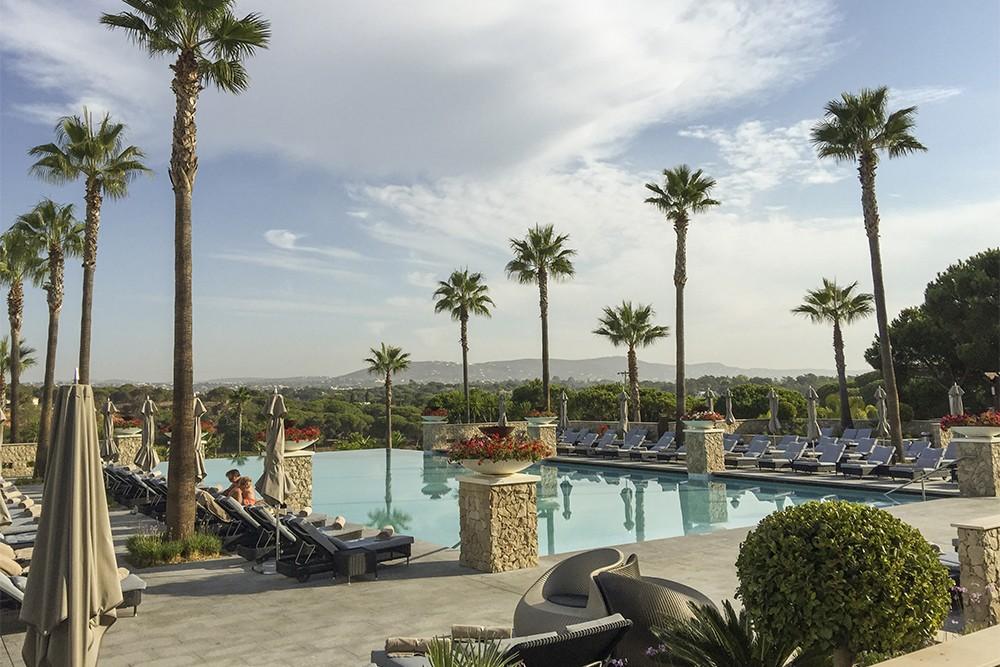 Conrad Algarve hotel, Portugal. Photo: Made for Spain