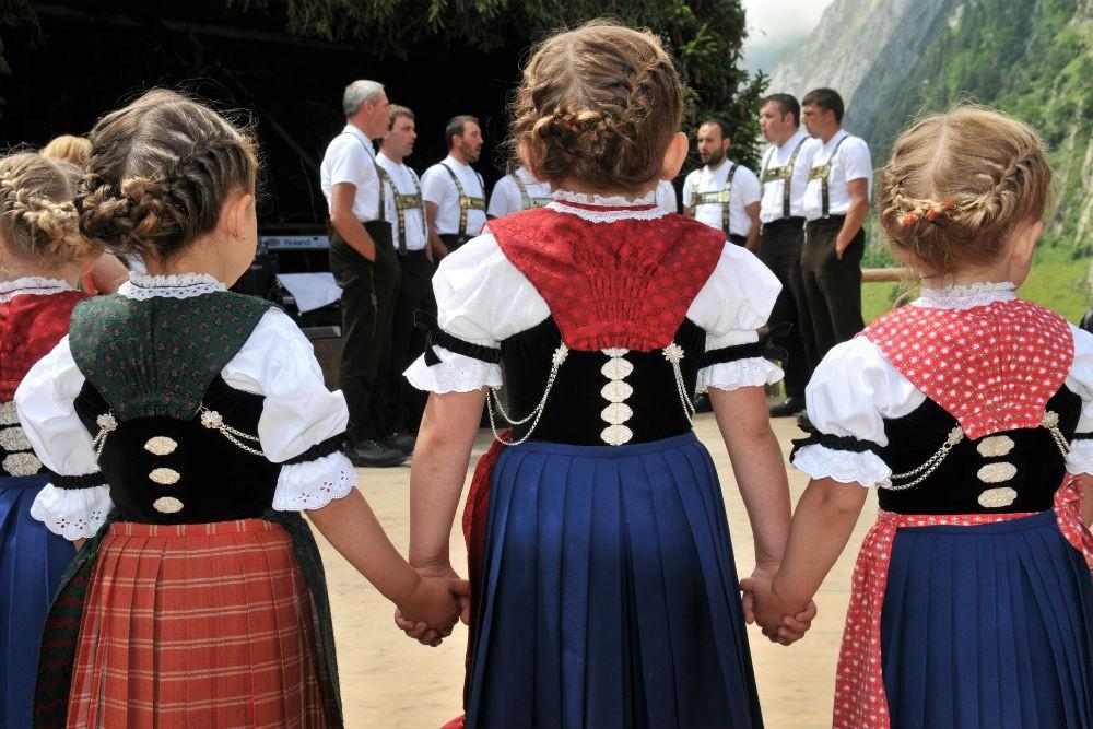 Appenzel region of Switzerland