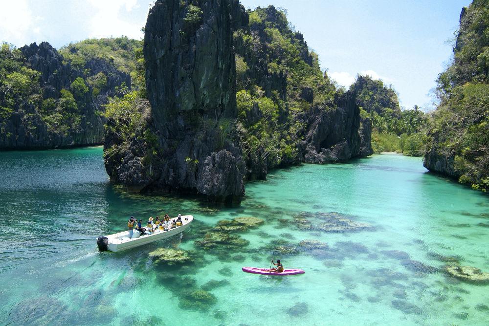 Big Lagoon El Nido, Palawan, Philippines