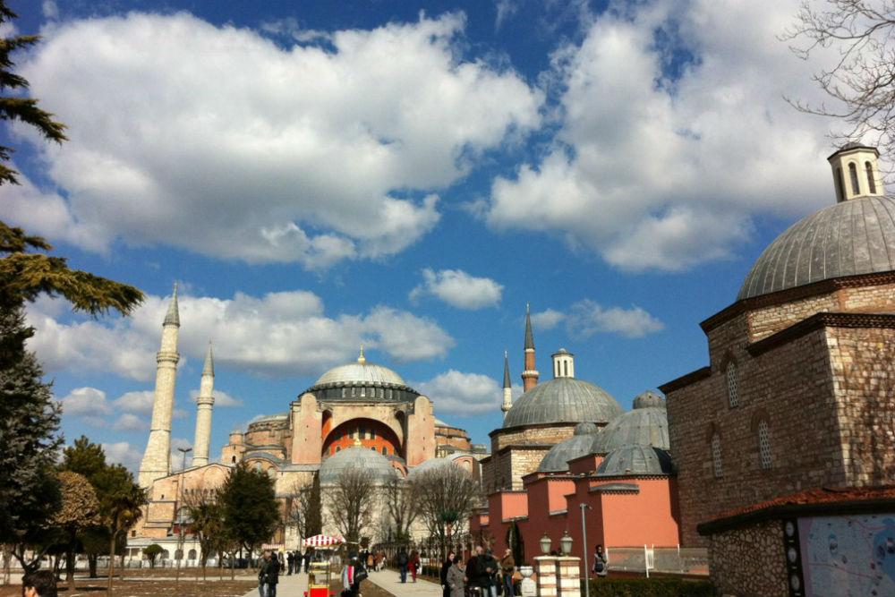Hagia Sophia, Istanbu