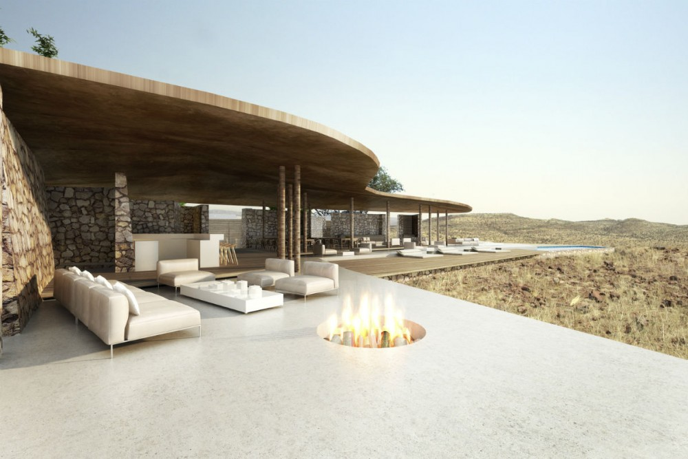 Omatendeka safari lodge, Namibia