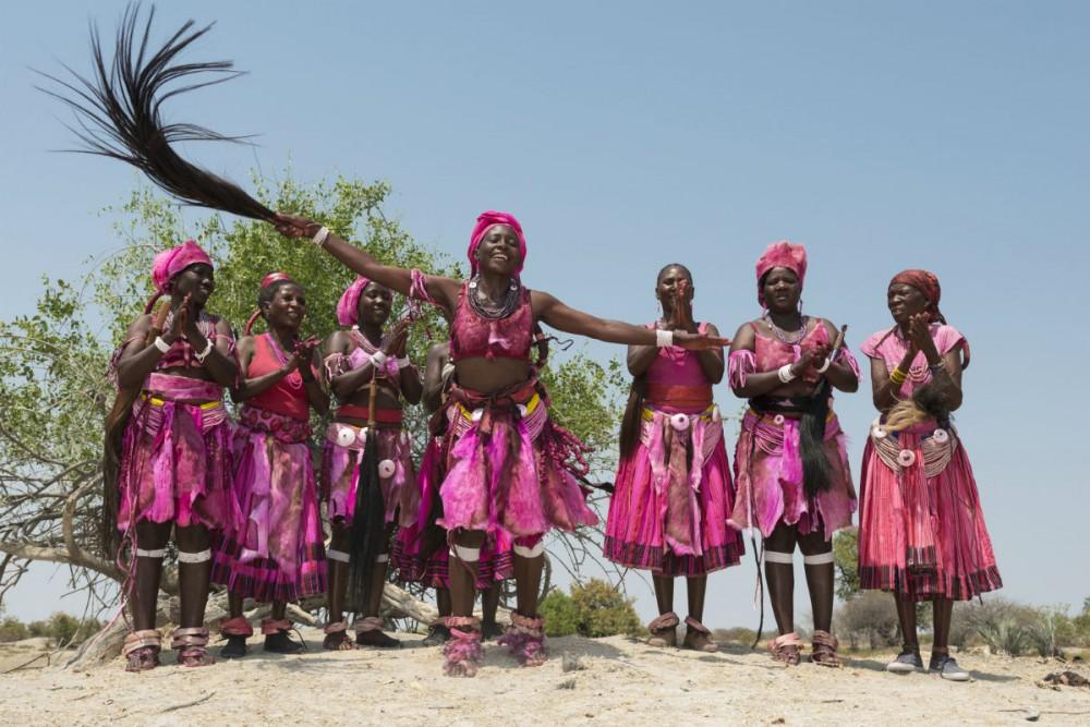 Sheya Shuushona safari camp, Namibia