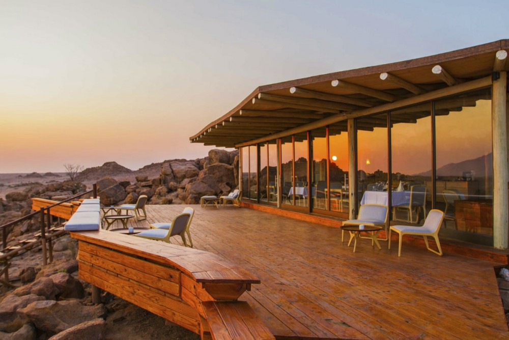 These Four New Lodges Offer A Rare Glimpse Of Northern Namibia