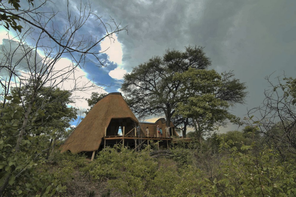 Namibia's Xaudum safari Lodge