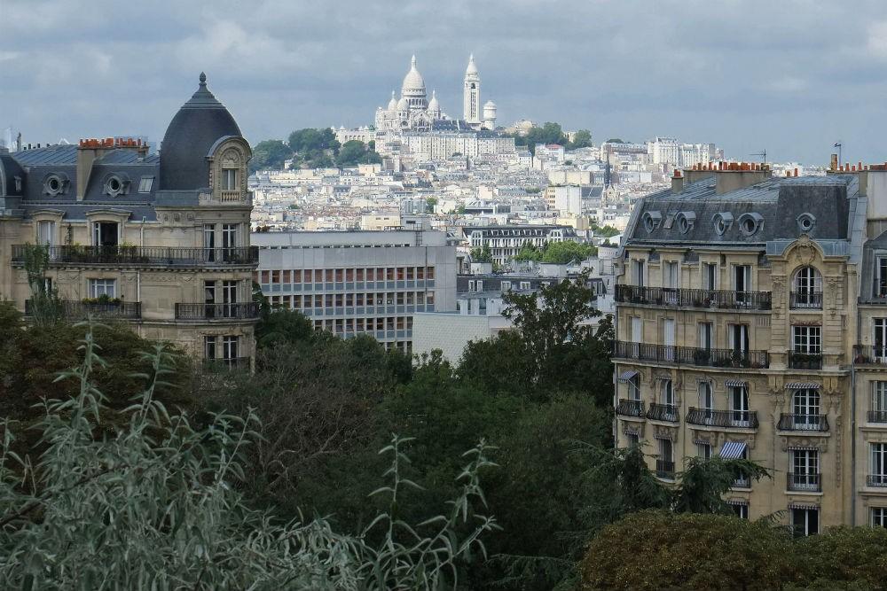 Buttes Chaumont, Paris