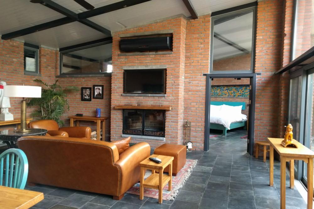 10 Chairman Suite at The Brickyard Mutianyu China