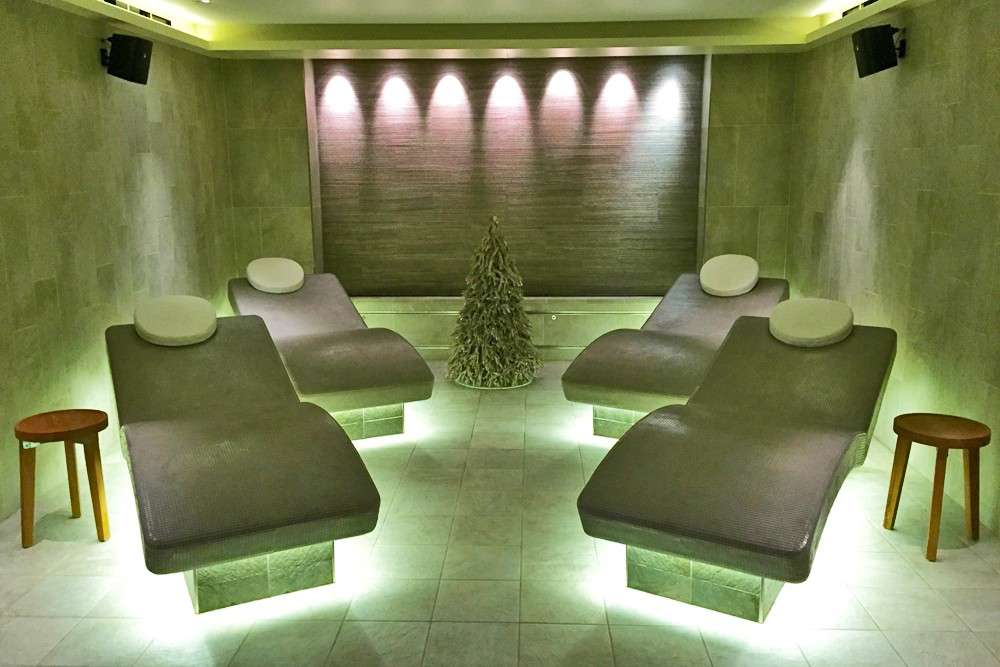 spa on Viking Star cruise ship