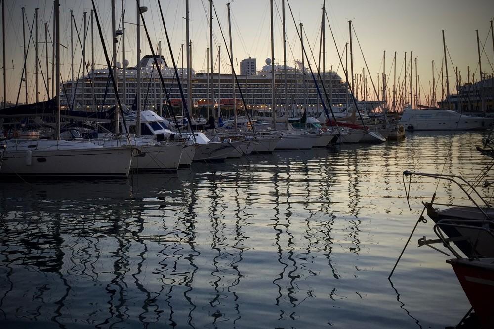 Toulon, France on Viking Star cruise ship