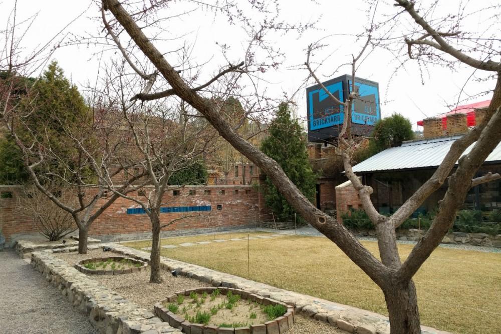 9 The Brickyard Mutianyu courtyard