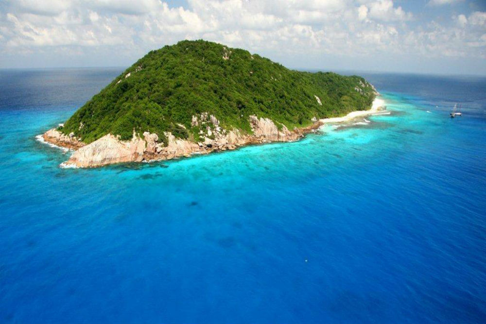 Aride Island nature reserve, Seychelles