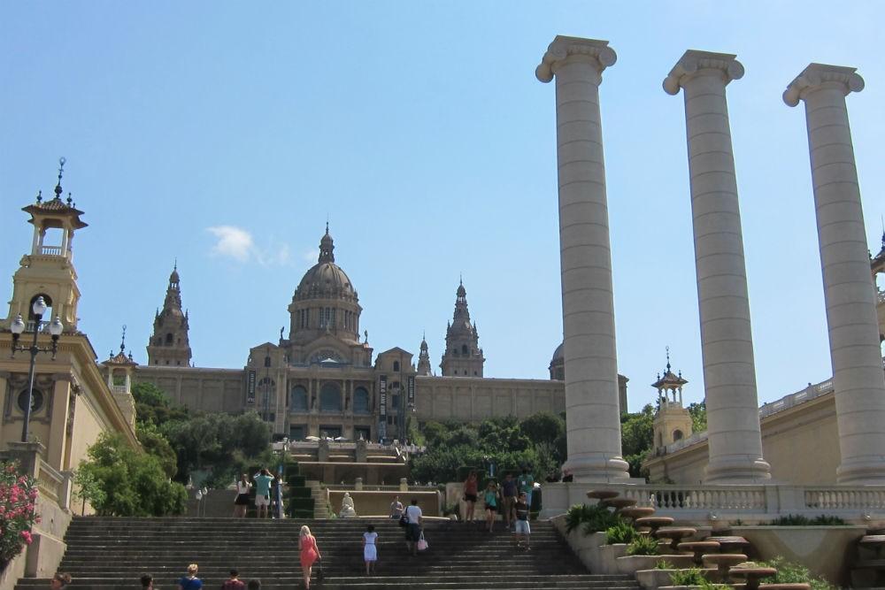 Museu Nacional d'Art de Catalunya, Barcelona, Spain. Photo: Context Travel