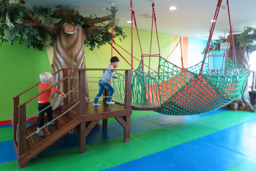 Concourse play area, Seoul Incheon Airport