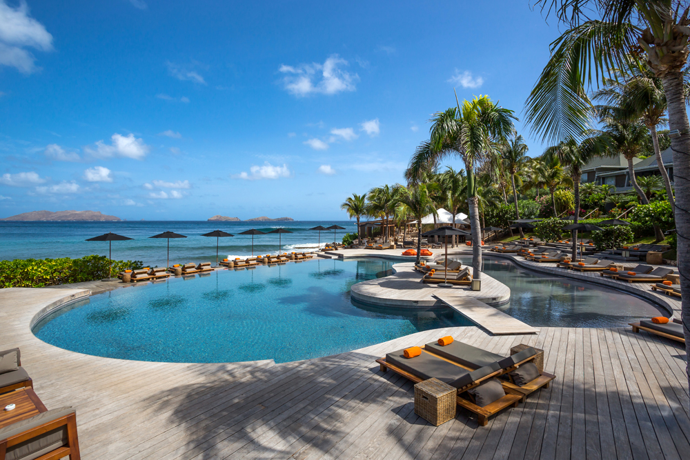Hotel Christopher in St. Barth. Photo: Hotel Christopher