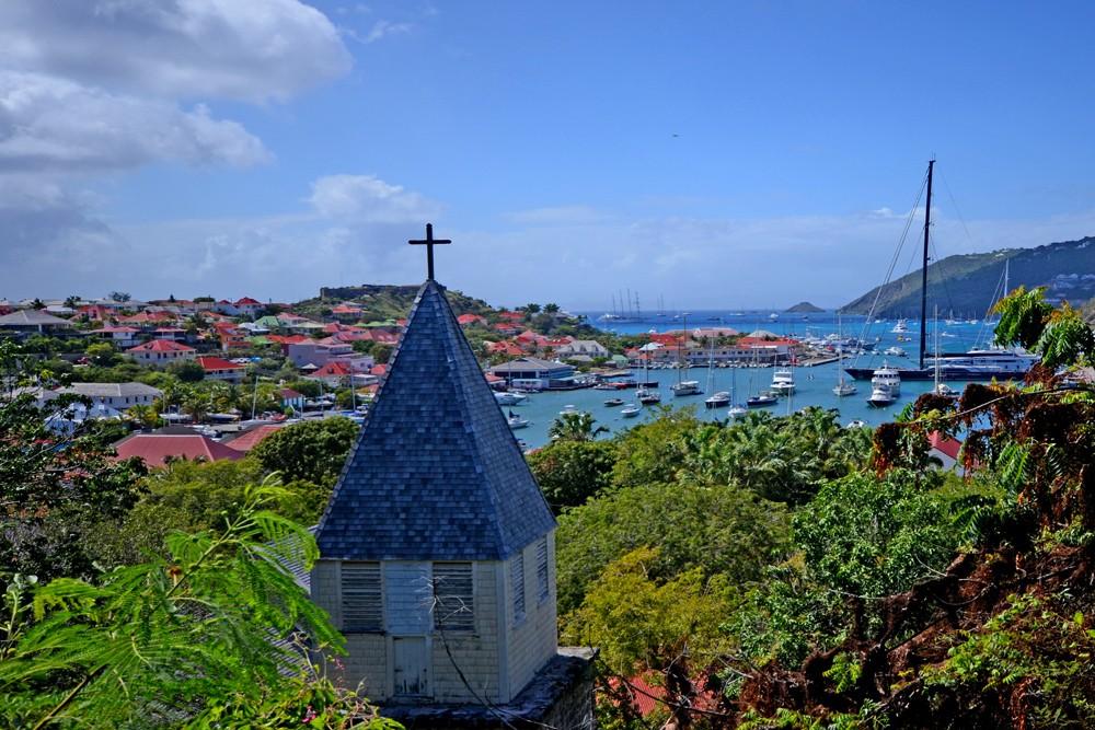Gustavia harbor, St. Barts